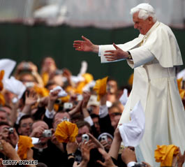 Pope Benedict XVI Reaches Out to Youth