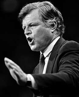 Edward M. Kennedy, 1932-2009