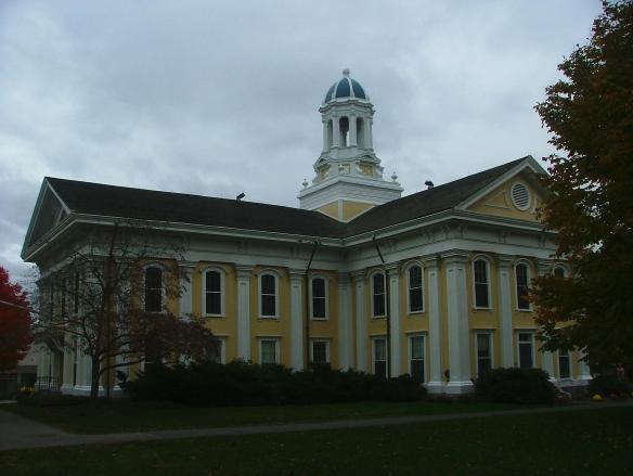 Mary Lyon Hall