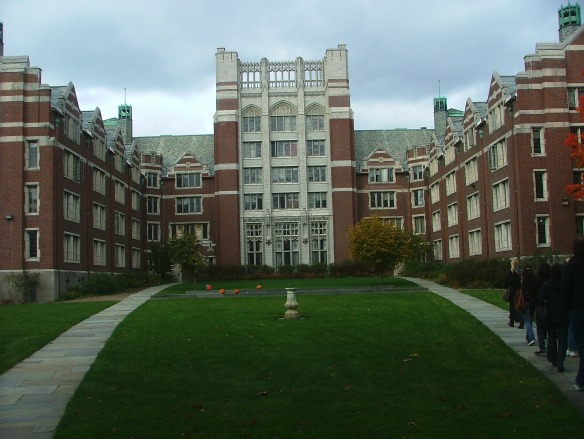 Wellesley College, Tower Court